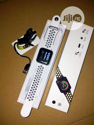 Smart Fitness Tracker, BP & Heart Rate Monitor   Smart Watches & Trackers for sale in Lagos State, Ikeja