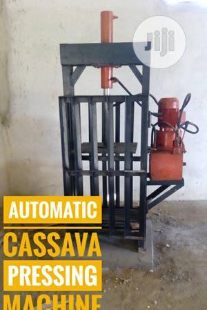 Automatic Cassava Pressing Machine   Farm Machinery & Equipment for sale in Osun State, Osogbo