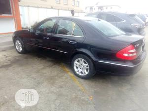 Mercedes-Benz E320 2003 Black   Cars for sale in Lagos State, Ajah
