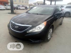 Hyundai Sonata 2011 Black   Cars for sale in Lagos State, Ajah