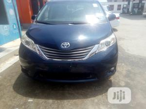 Toyota Sienna 2012 Blue   Cars for sale in Lagos State, Ajah