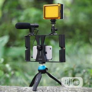 3in1 Phone Selfie Led Broadcast Tripod Stand   Accessories & Supplies for Electronics for sale in Lagos State, Ikeja