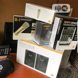 STUDIO'S Mic All Types Of Studios Equipments   DJ & Entertainment Services for sale in Lagos State, Lekki