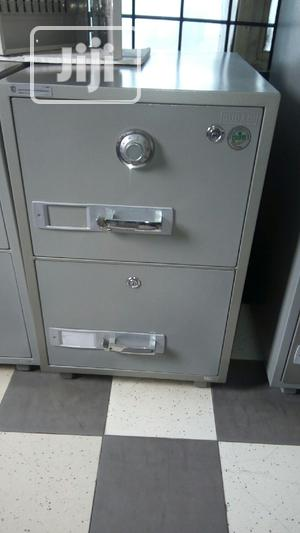 Brand New Imported 2 Drawers Fire Proof Safe   Safetywear & Equipment for sale in Lagos State, Yaba