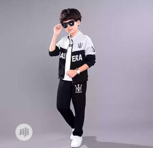Unisex Adorable Jogger Set   Children's Clothing for sale in Lagos State, Surulere