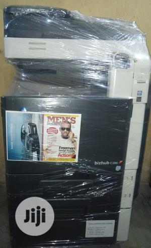 Konica Minolta Bizhub C280 Colour Multifunctional Printer   Printers & Scanners for sale in Lagos State, Surulere