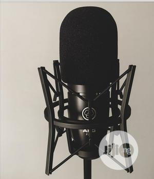 Quality Studio Microphone Basket   Audio & Music Equipment for sale in Lagos State, Ojo