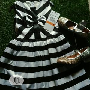 Rareeditions Black Striped Dress | Children's Clothing for sale in Lagos State, Oshodi