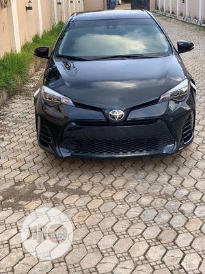 Toyota Corolla 2017 Black | Cars for sale in Abuja (FCT) State, Garki 1