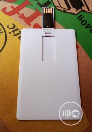 100% Capacity 4GB 8GB 16GB Credit Card USB Flash Drive   Computer Accessories  for sale in Lagos State, Lagos Island (Eko)