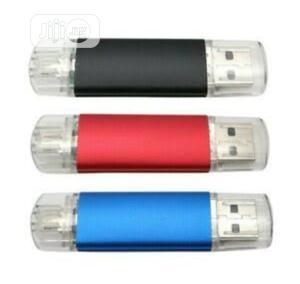 OTG USB Flash Drive 8GB/16GB/ Mini Pen Drive Pendrive USB 2.0flash | Computer Accessories  for sale in Lagos State, Lagos Island (Eko)