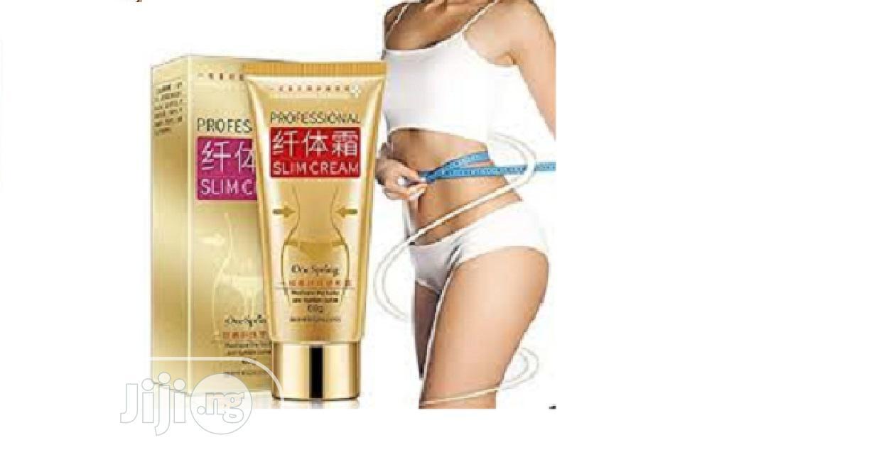 Professional Slimming/Fat Burn Cream