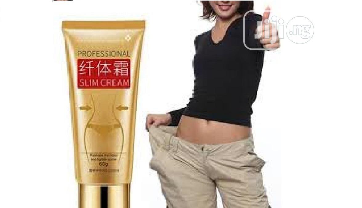 Professional Slimming/Fat Burn Cream | Bath & Body for sale in Ikeja, Lagos State, Nigeria