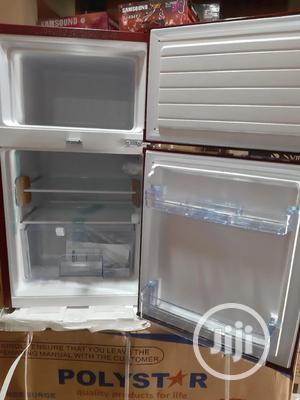 Polystar Refrigerator PV-DD203LR | Kitchen Appliances for sale in Abuja (FCT) State, Wuse