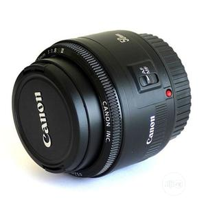 Canon 50MM F/1.8 Lens   Accessories & Supplies for Electronics for sale in Lagos State, Ikeja
