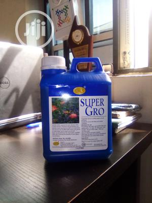 1L Super Gro Organic Fertilizer 1litre | Feeds, Supplements & Seeds for sale in Abuja (FCT) State, Lugbe District