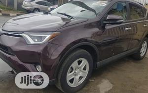 Toyota RAV4 2017 Brown | Cars for sale in Lagos State, Surulere