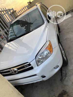 Toyota RAV4 2007 White | Cars for sale in Lagos State, Surulere