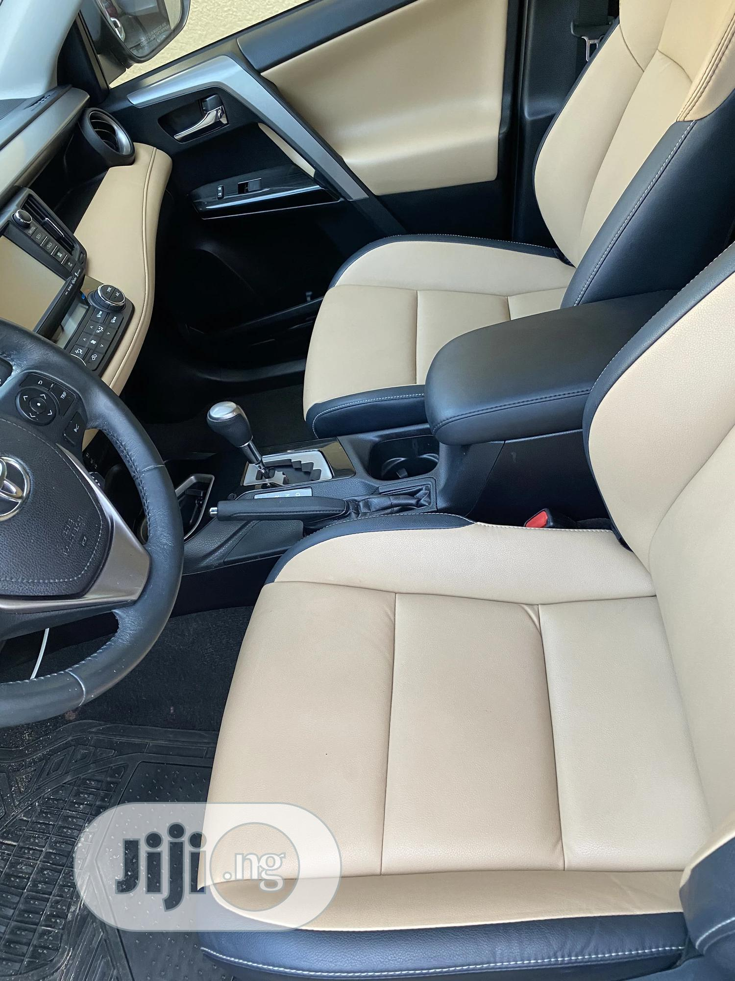 Toyota RAV4 2017 Brown   Cars for sale in Surulere, Lagos State, Nigeria