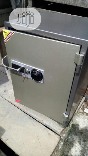 Brand Imported Fire 🔥 Proof Safe With Security Numbers And Key's | Safetywear & Equipment for sale in Lagos State, Yaba
