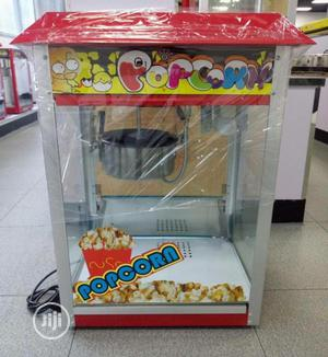 Popcorn Machine Red High Quality | Restaurant & Catering Equipment for sale in Lagos State, Ojo