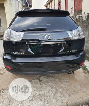 Lexus RX 2009 350 4x4 Black | Cars for sale in Lagos State, Ikeja