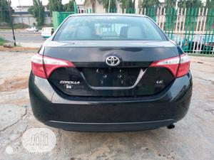 Toyota Corolla 2015 Black | Cars for sale in Lagos State, Alimosho