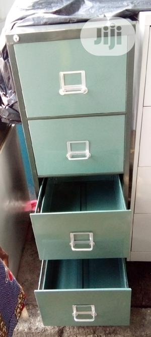 4in1 Office Metal Cabinet | Furniture for sale in Lagos State, Oshodi