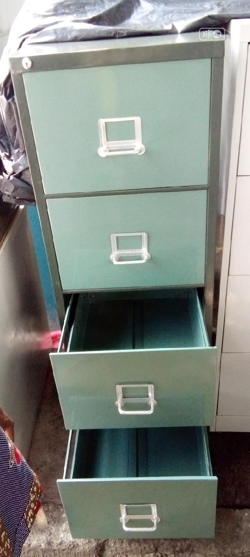 4in1 Office Metal Cabinet