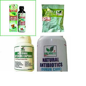 Edible Herbs Detox Combo | Vitamins & Supplements for sale in Lagos State, Agege