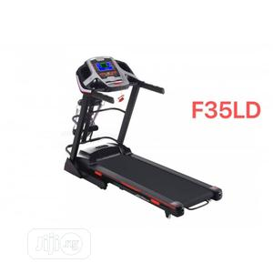 4HP Lite Fitness Treadmill With Massager Mp3 and Incline   Sports Equipment for sale in Lagos State, Surulere