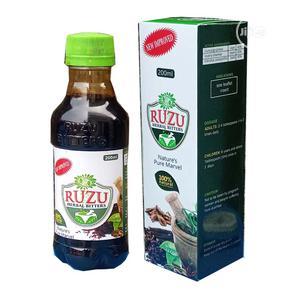 Ruzu Herbal Bitters 200ML | Sexual Wellness for sale in Lagos State, Surulere