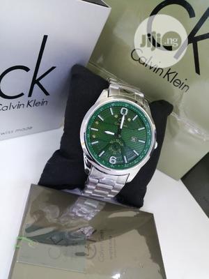 Calvin Klein (CK) Silver Chain Watch | Watches for sale in Lagos State, Lagos Island (Eko)