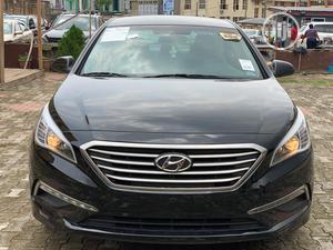 Hyundai Sonata 2016 Black   Cars for sale in Lagos State, Ikeja