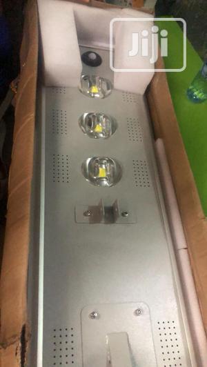 100watts All In One Solar Street Light | Solar Energy for sale in Lagos State, Lekki