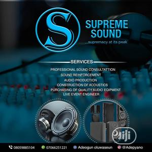 Professional Sound Engineer   DJ & Entertainment Services for sale in Ogun State, Abeokuta South