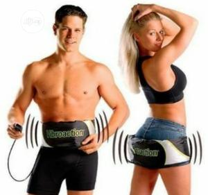 Vibroaction Electric Massager Slimming Fitness Belt   Sports Equipment for sale in Lagos State, Oshodi
