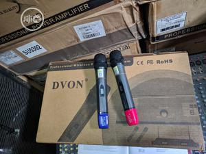 Quality Dvon Microphone | Audio & Music Equipment for sale in Lagos State, Ojo