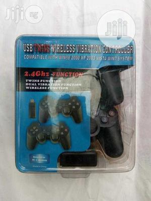 USB Twins Vibration Controller | Accessories & Supplies for Electronics for sale in Lagos State, Ikeja