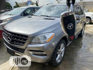 Mercedes-Benz M Class 2013 Gray | Cars for sale in Lagos State, Ikeja