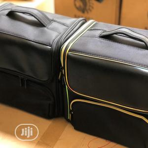 Leather Makeup Bag | Tools & Accessories for sale in Lagos State, Ilupeju