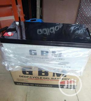 New GBM 100ah 12v Battery   Solar Energy for sale in Lagos State, Ojo