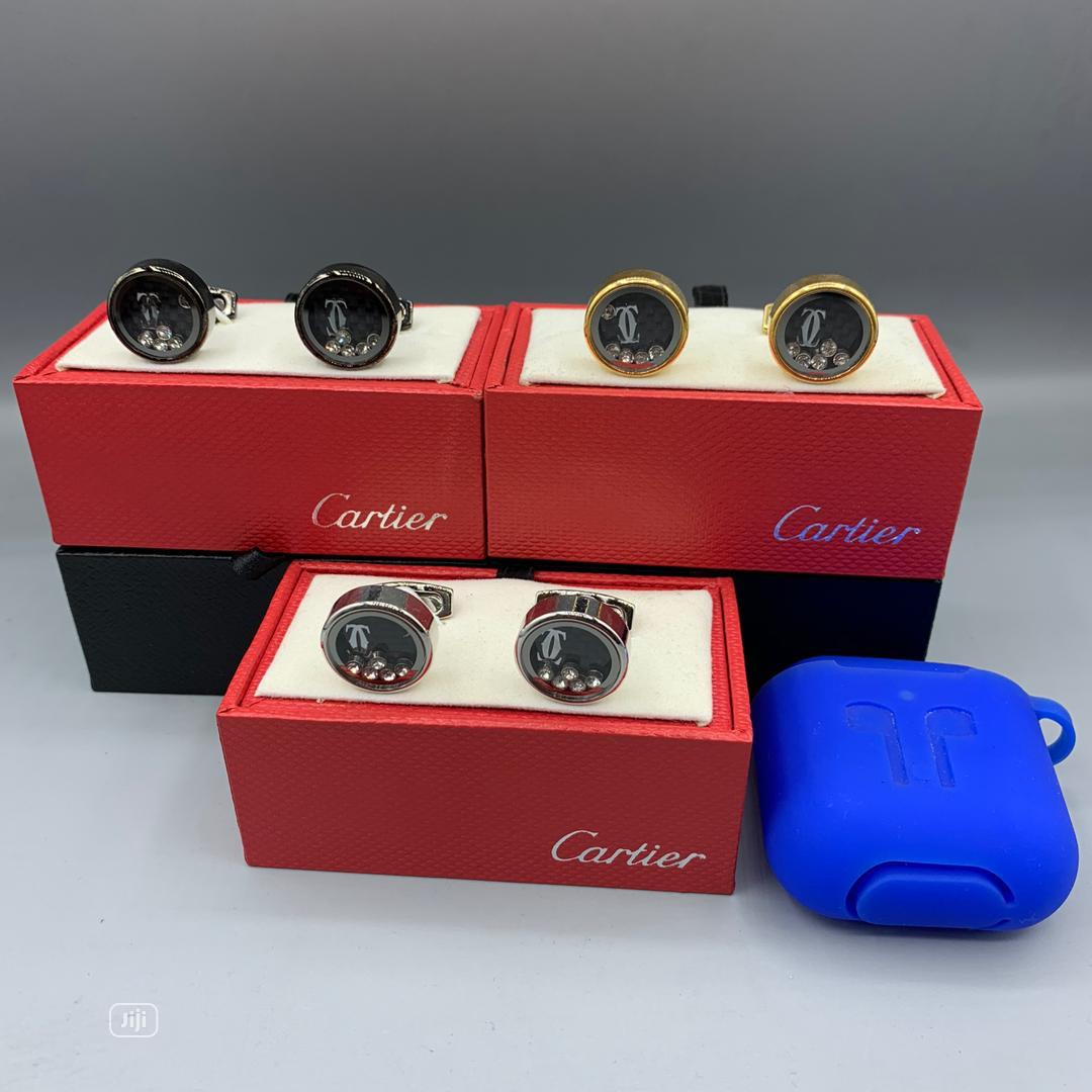 Cartier Cufflinks | Clothing Accessories for sale in Surulere, Lagos State, Nigeria