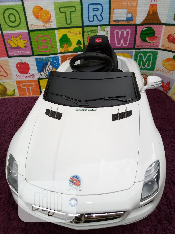 Uk Used Licensed Mercedes Benz SLS AMG Car | Toys for sale in Surulere, Lagos State, Nigeria