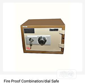 Brand New Imported Fire Proof Safe With Security Numbers And Key's | Safetywear & Equipment for sale in Lagos State, Amuwo-Odofin