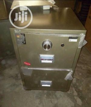Brand New Imported 2drawers Fire Proof Safe With Security Numbers. | Safetywear & Equipment for sale in Lagos State, Apapa
