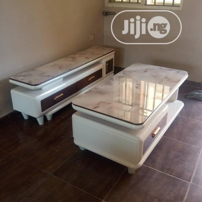 New Design Tv Stand With Table