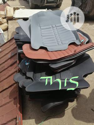 Leather Foot Mat For All Cars   Vehicle Parts & Accessories for sale in Lagos State, Lekki