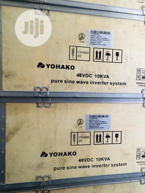 10kva 48v Yohako Pure Sine Wave Inverter | Solar Energy for sale in Lagos State, Lekki