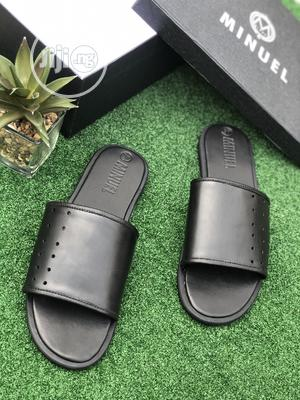 Black Leather Cover Palm | Shoes for sale in Lagos State, Mushin